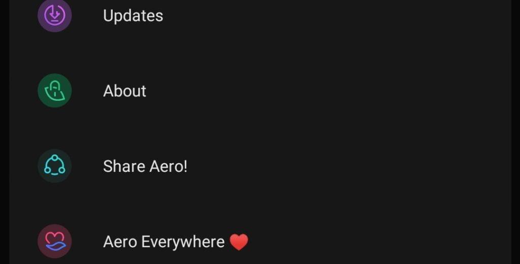 Aero Whatsapp APK Download